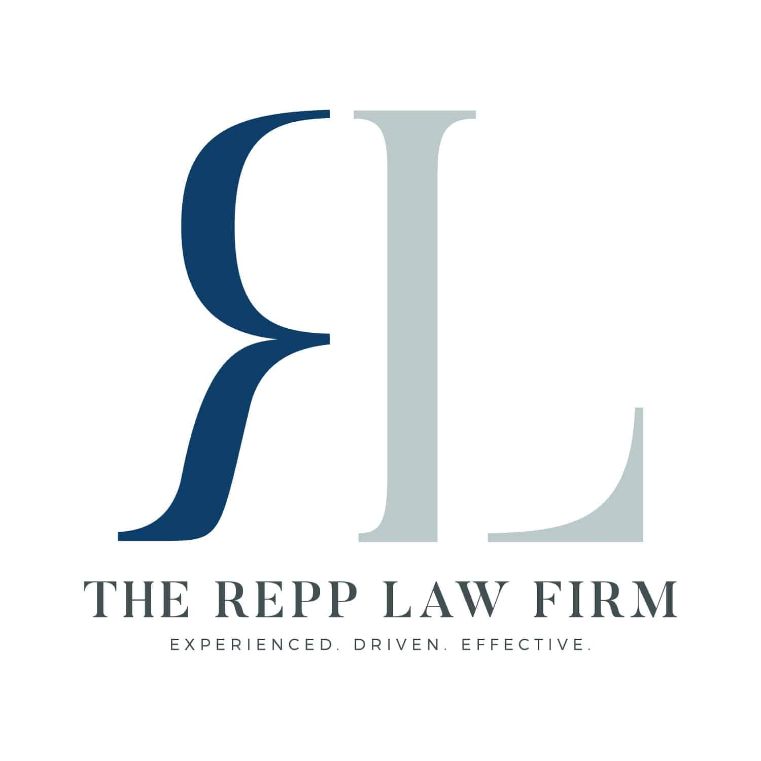 The Repp Law Firm Logo
